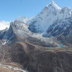 Gokyo-ChoLaPass-EBC lub Gokyo-EBC-3 Przełęcze/ 21 lub 23 dni, 5545m